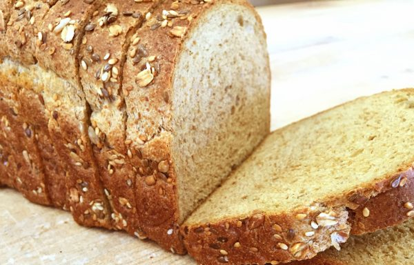 Sprouted Grain Vienna Narrow Bread, Thick Sliced