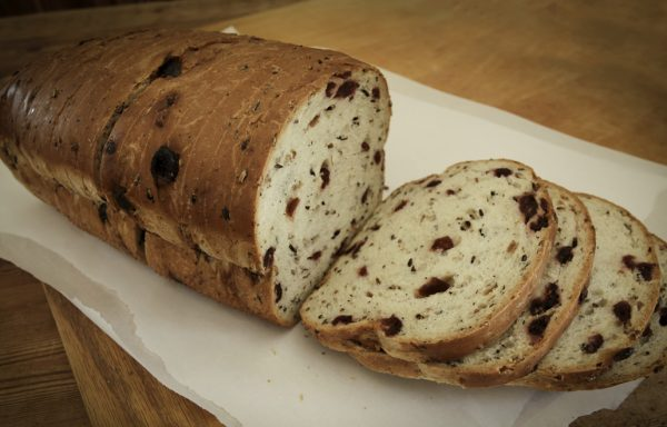 Cranberry Wild Rice Vienna Grand Bread